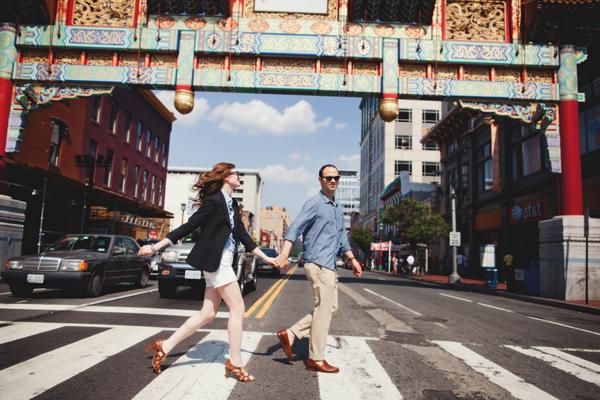 001_DC engagement Karen Seifert photography 2012 summer couple