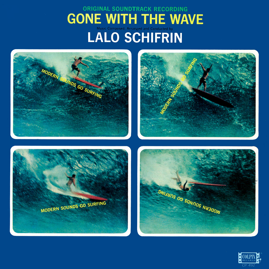 Lalo Schifrin - Gone With the Wave