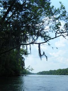 Broad River Paddling May 26, 2012 3-32 PM