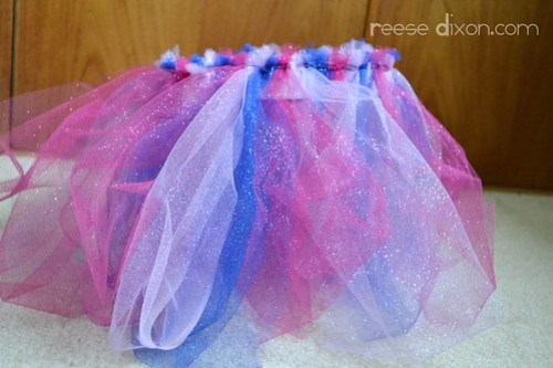 Tutu tutorial Step 7