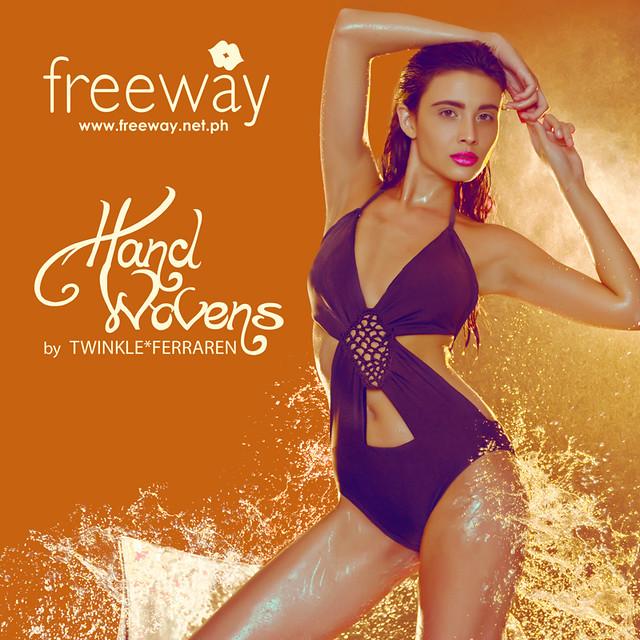 Freeway Swimwear 2012 Poster