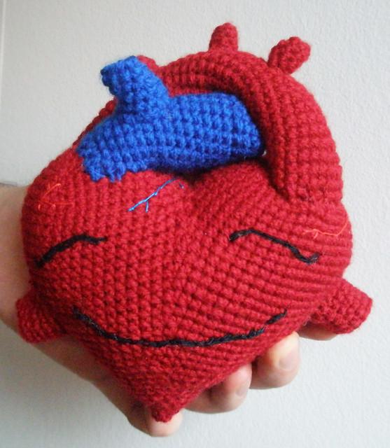 Happy Anatomic Heart