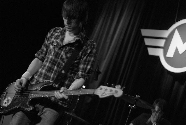 the cribs @ motorco music hall