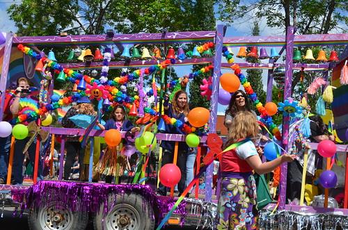 Edmonton Pride Parade 2012
