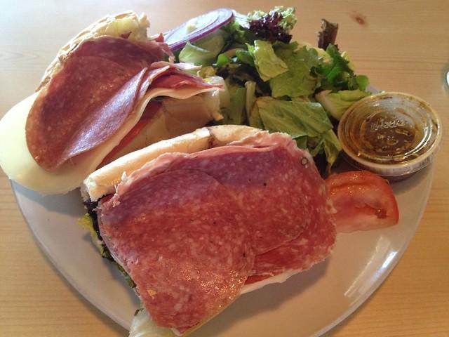 Italiano sandwich - Bella Napoli