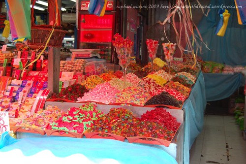 Shuk HaCarmel Candy Store