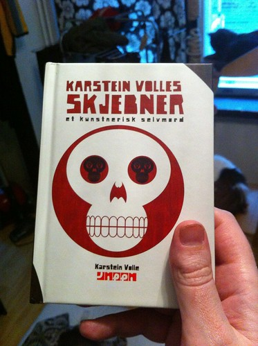 Boka er kommet fra trykken! 1 by Karstein Volle