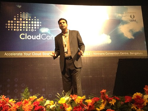 Keynote from P. Sridhar Reddy, Chairman and Managing Director, CtrlS