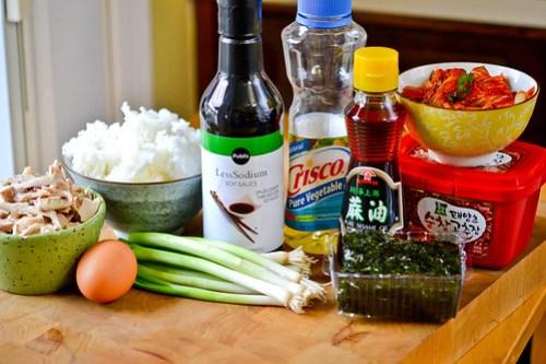 Kimchi Fried Rice-1