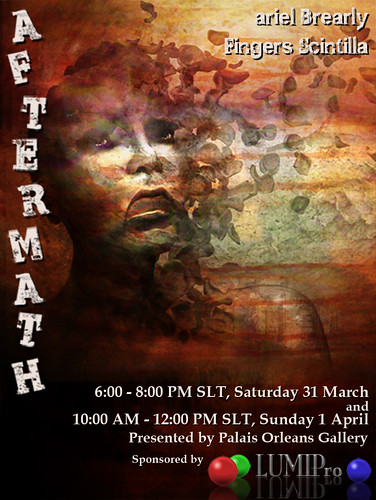 NOT MY IMAGE: Aftermath Poster event