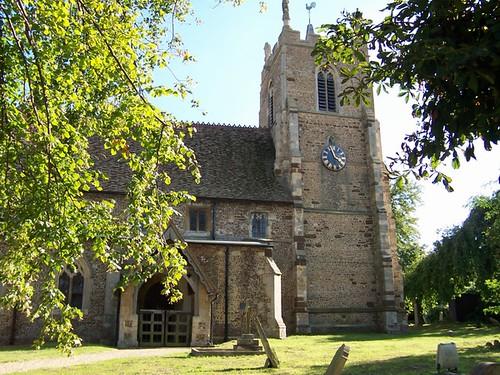 Abbotsley Church