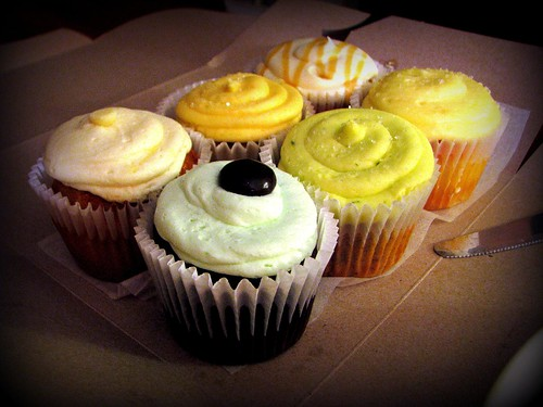 Life Is Sweet Cupcakes
