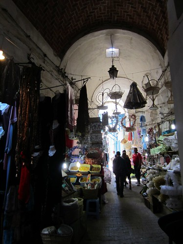 lost in the medina of tunis