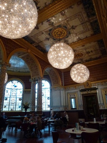 V&A Museum London Cafe