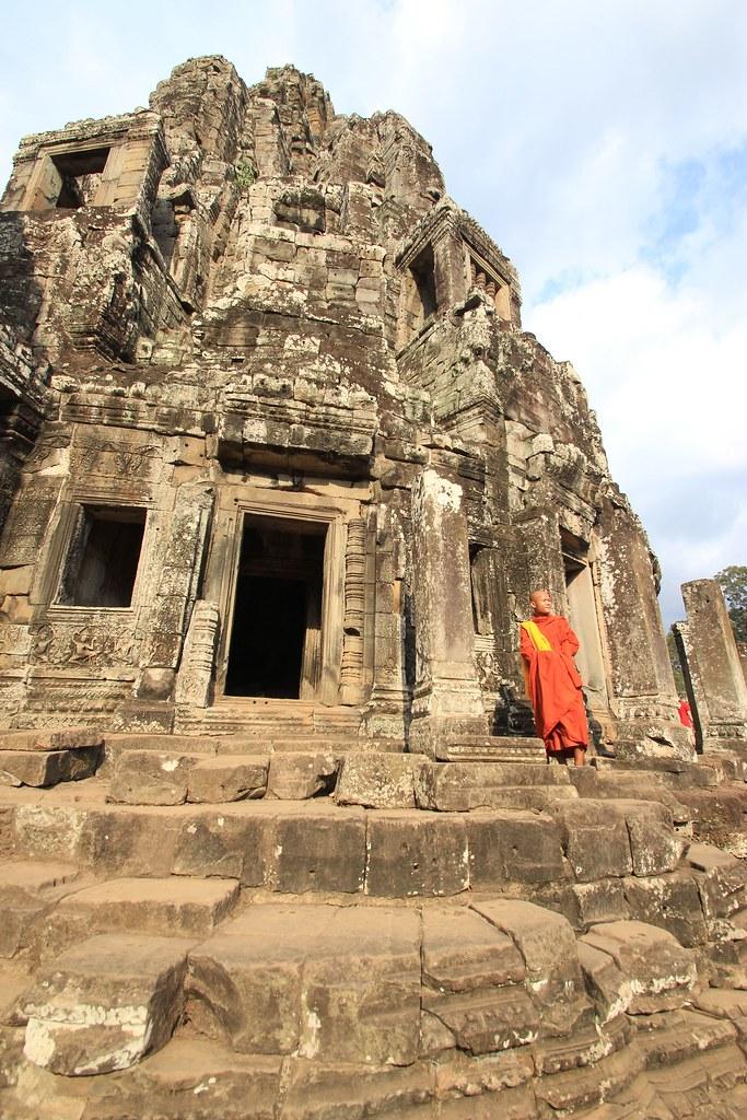 Angkor Thom - Siem Reap, Cambodia