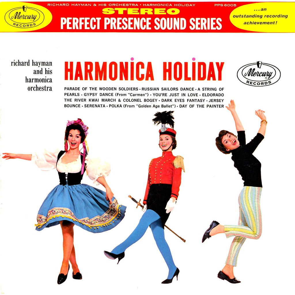 Richard Hayman - Harmonica Holiday