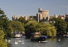 Windsor Castle & River