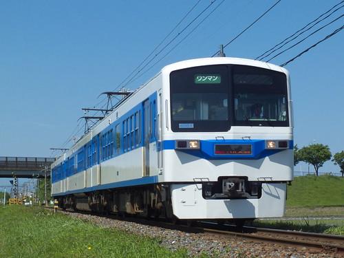 6001F @西羽生〜新郷