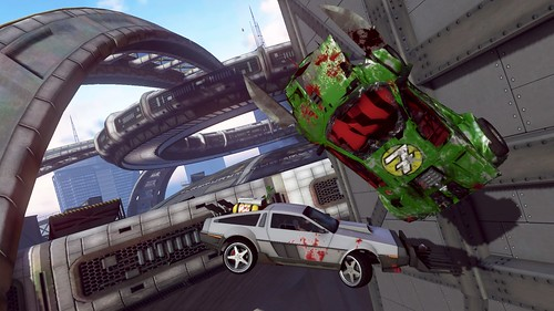 Playstation 4 Carmageddon Max Damage