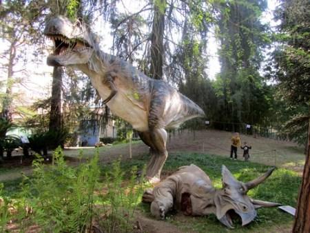 Dinosauri a Firenze