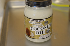 coconut oil is solid