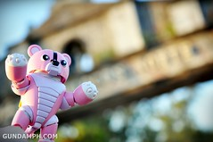 Pink Bearguy at ilocos norte arch