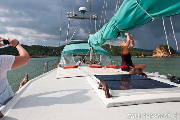 20120409 2012.04.08 Crystal Yacht Sunset Cruise @ Langkawi-10