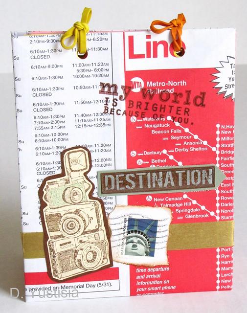 DIY: Handmade Notebook