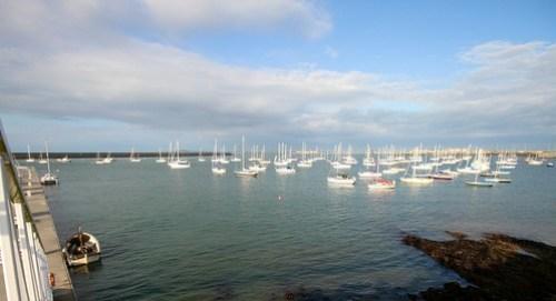 Yachtclubbens morings