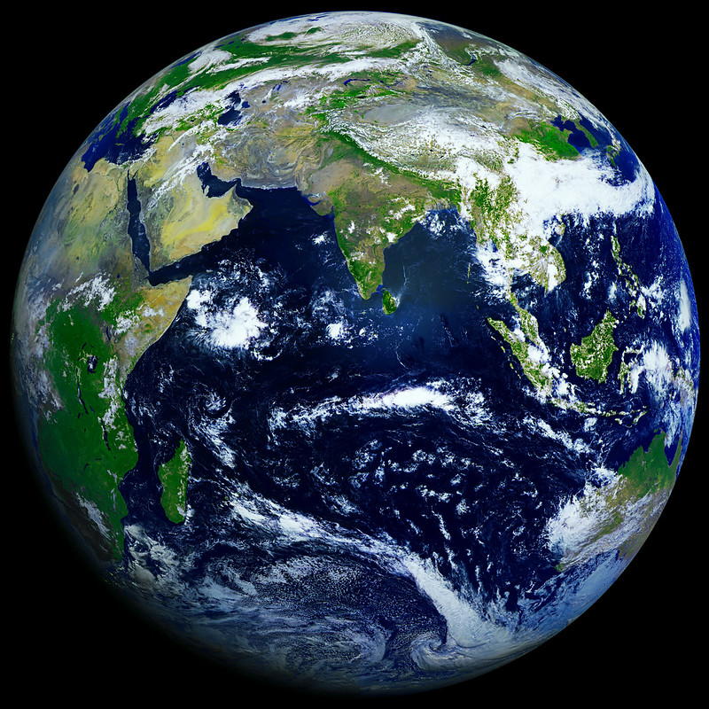 Earth, May 14, 2011