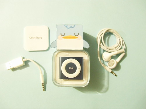 ipod shuffle plus accessories