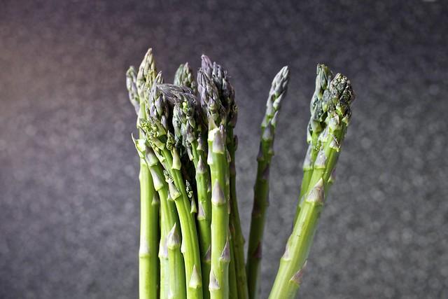 asparagus headshot!