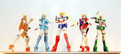 Sailor Moon Gundam PH SailorGundams