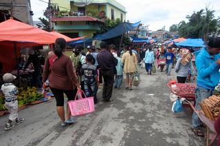 siborongborong market