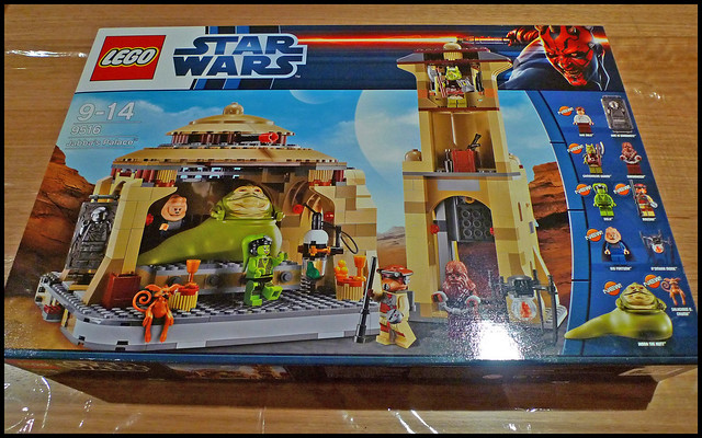 Review: 9516 Jabba's Palace