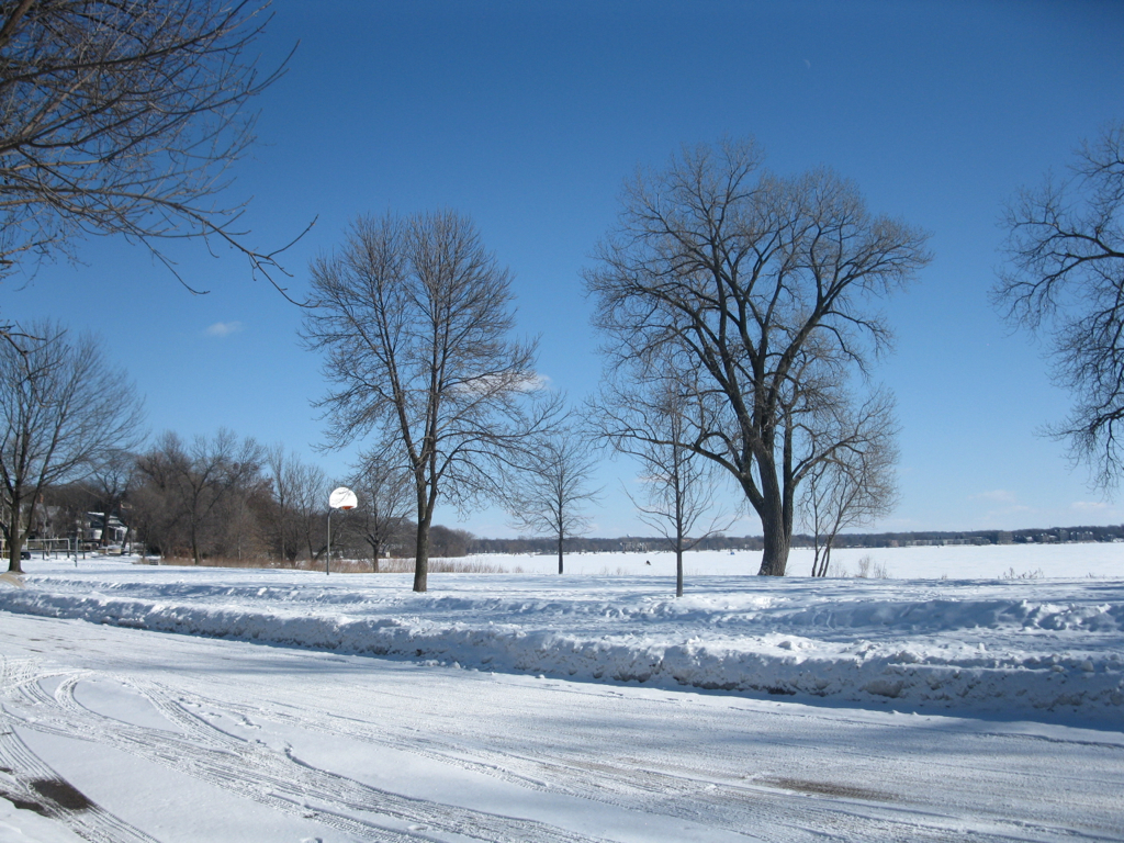 Lake Monona, Jan. 2012