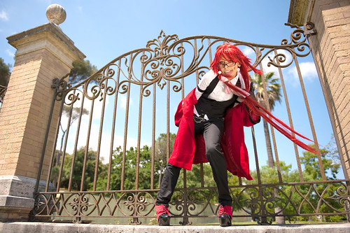 Grell Sutcliff Cosplay