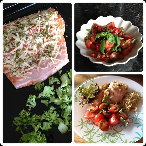 Parmesan & pumpalax