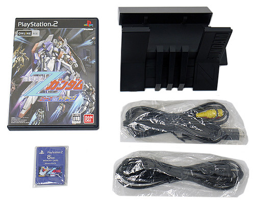 Zeta Gundam Hyaku Shiki Color Themed Playstation 2 (1)