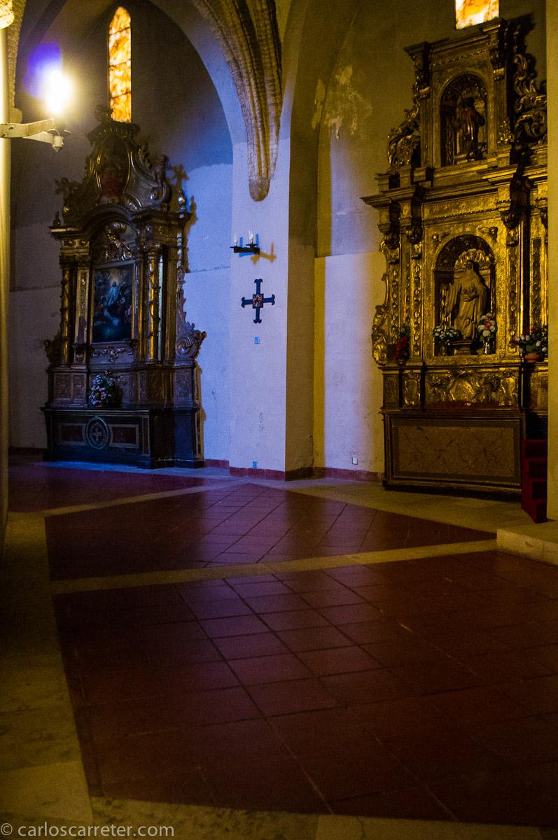 Interior de San Pablo