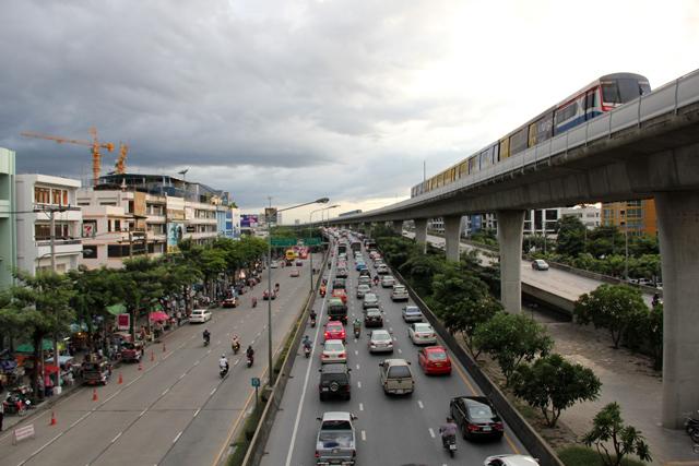 Bangkok's BTS Skytrain
