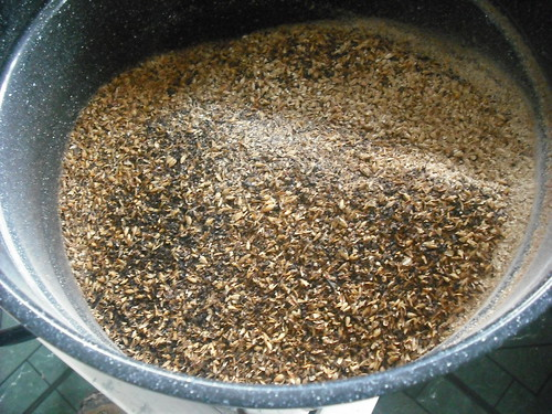 Crushed Barley