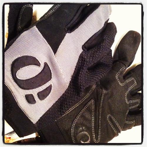 biking gloves