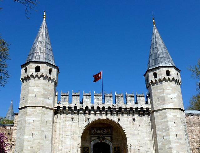 Istanbul - avril 2012 - jour 8 - 072a - Topkapı Sarayı Müzesi