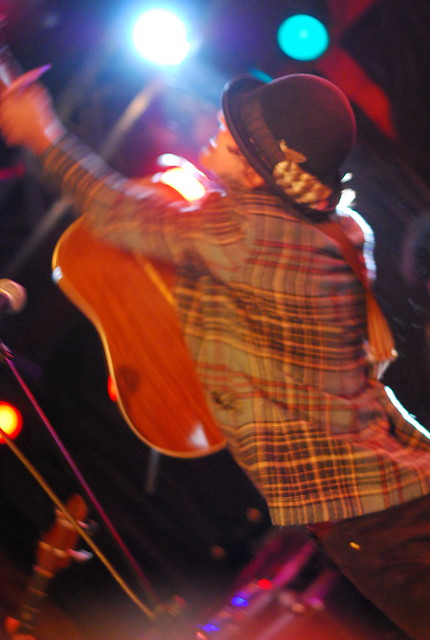 langhorne slim & the law @ the casbah