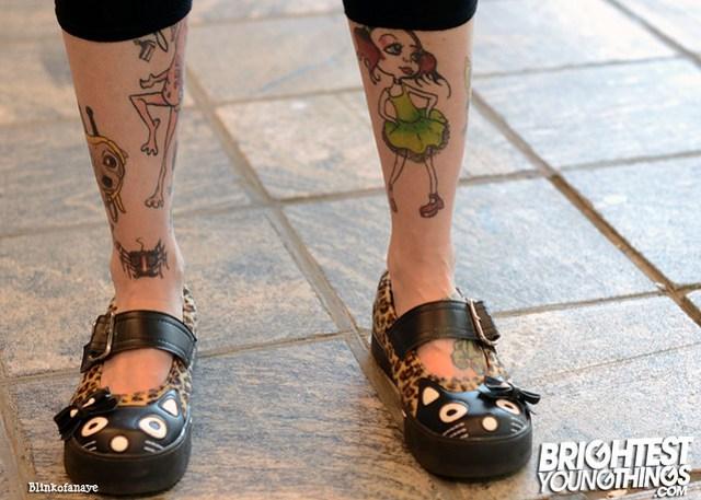 Baltimore Tattoo