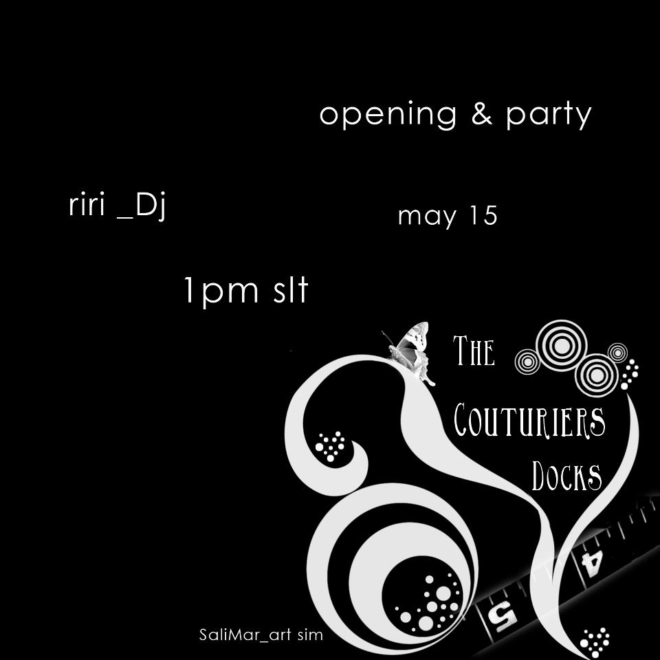 The Couturiers Docks INVITE