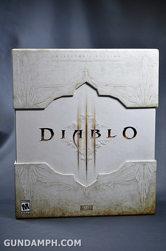 Diablo 3 Collector's Edition Unboxing Content Review Pictures GundamPH (1)