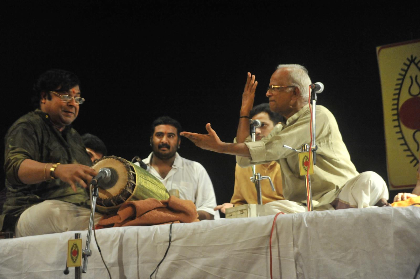 you are too good, T V Sankaranarayanan, Carnatic Vocal
