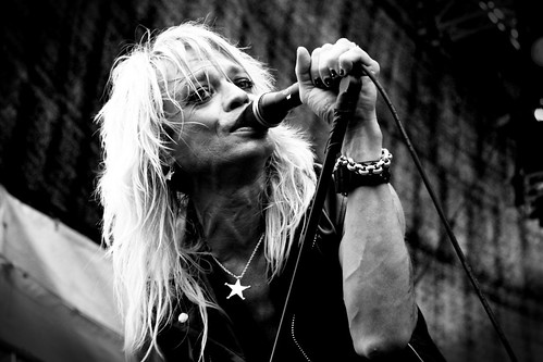 Michael Monroe 018 by JO_Wass